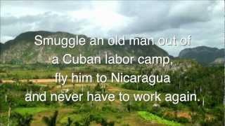 The Adventure of the Pasporto Man