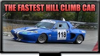 The fastet Hill Climb Car of the World
