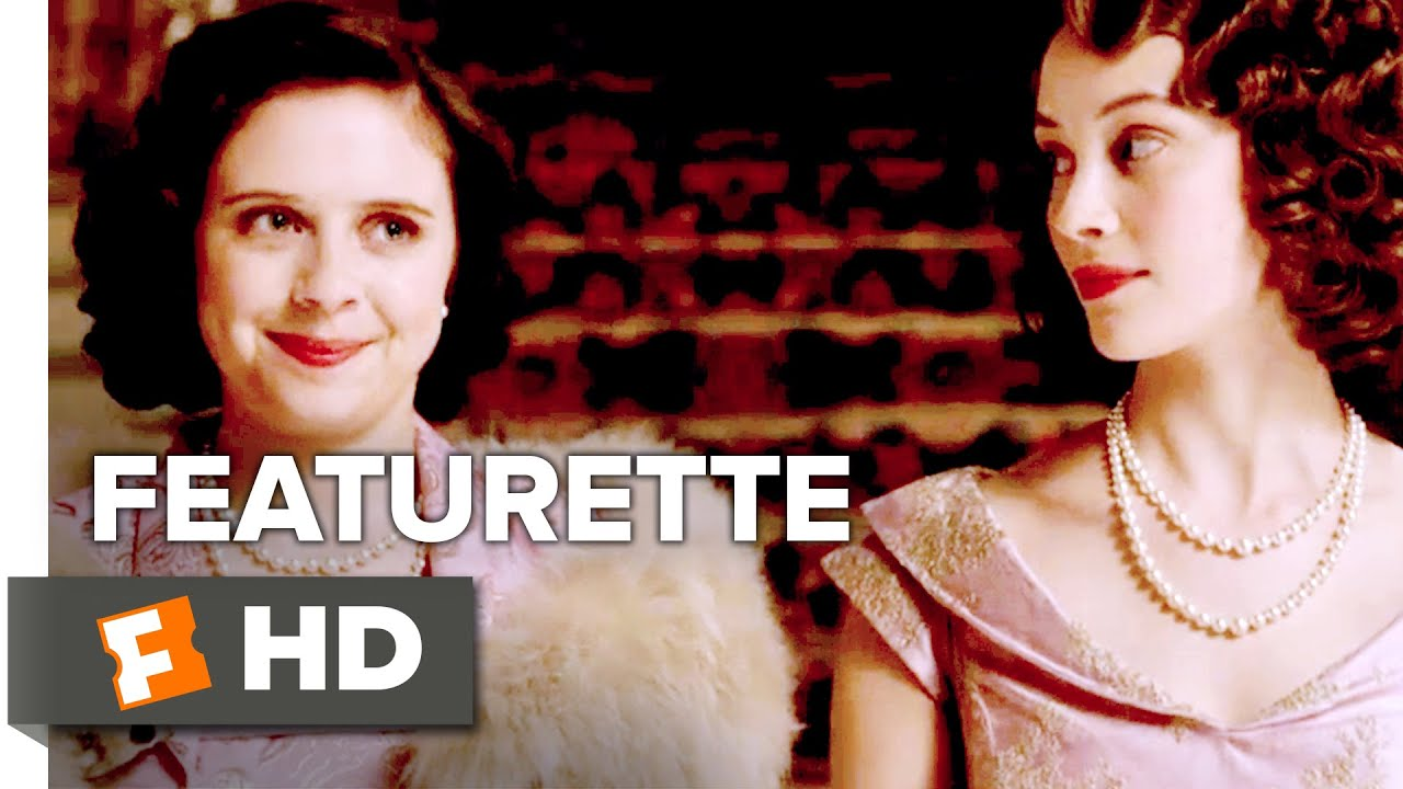 A Royal Night Out Featurette - Inspired By True Events (2016) - Sarah Gaddon Movie HD