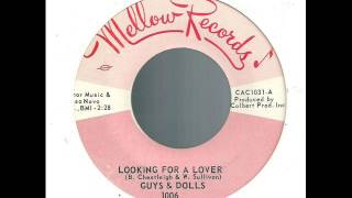guys & dolls + looking for a lover + mellow