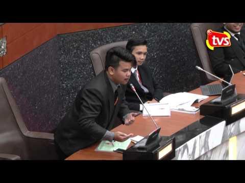 Sidang Dewan Undangan Negeri (Adun) Muda Selangor 10 September 2015 Part 1