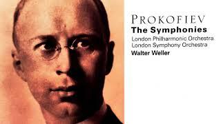 Prokofiev The Symphonies n 1 2 3 4 5 6 7 Scythian Suite Century 39 s recording Walter Weller