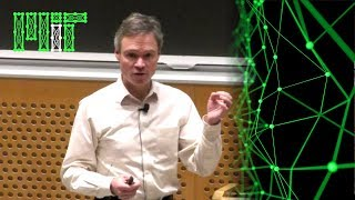 MIT 6.S191 (2018): Deep Learning - A Personal Perspective