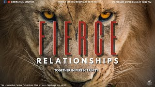 FIERCE Relationships - FIERCE SERIES