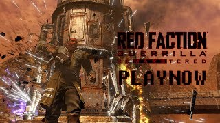 PlayNow: Red Faction Guerrilla ReMarstered (Multiplayer) | PC Gameplay