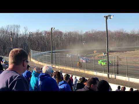 Bridgeport Speedway - 3/31/18 - Heat 3 Mods