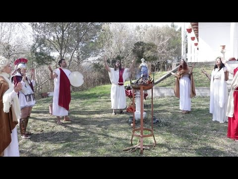 The Hellenic Ethnic Religion Explained