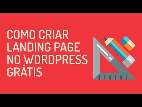 Como Criar uma Landing Page com WordPress