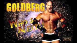 "1998: Goldberg 2nd WCW Theme Song: ""Invasion"" (Who"