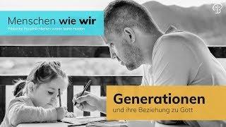 Generationen und ihre Beziehung zu Gott - Die drei Stühle - Josua 24,14-15 und 35  - Maiko Müller