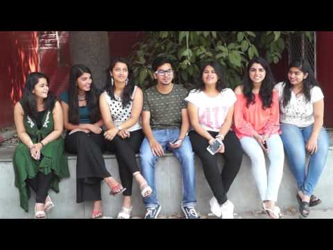 Farewell Video 2017 - Commerce Department, Hansraj College