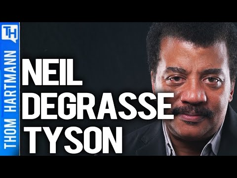 Is The Universe Itself Conscious? (w/ Neil DeGrasse Tyson)