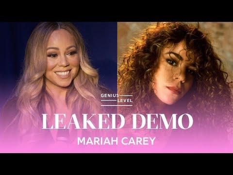 Mariah Carey Confirms Leaked Teenage Demo Is Real   Genius Level Mp3