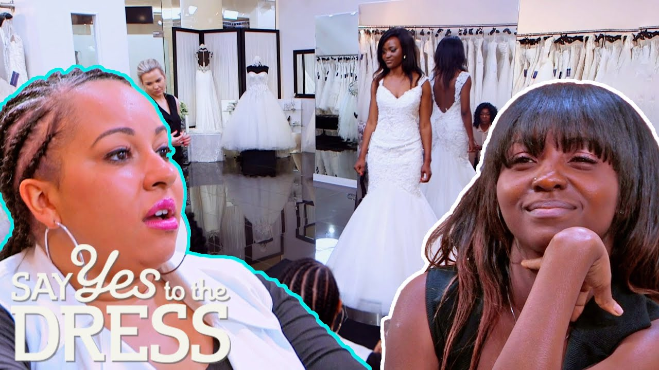 """""""My Sister Thinks It's Her Wedding As Well!"""" 