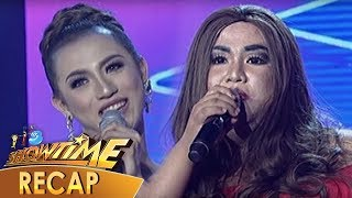 Video It's Showtime Recap: Wittiest 'Wit Lang' Moments of Miss Q&A contestants - Week 10 download MP3, 3GP, MP4, WEBM, AVI, FLV September 2017