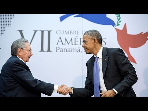 Ambassador Paul Webster Hare: Cuba and the United States