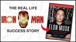 ELON MUSK SUCCESS STORY THE REAL LIFE IRON MAN TESLA SPACEX PAYPAL