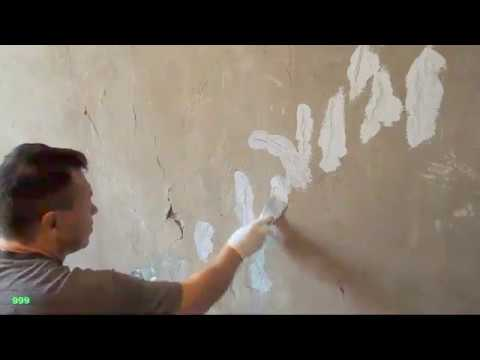 видео: РЕМОНТ  ГЛИНОБИТНОГО  ДОМА  /  Шпаклёвка  /  renovating a clay house / putty