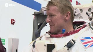 Tim Peake mission overview
