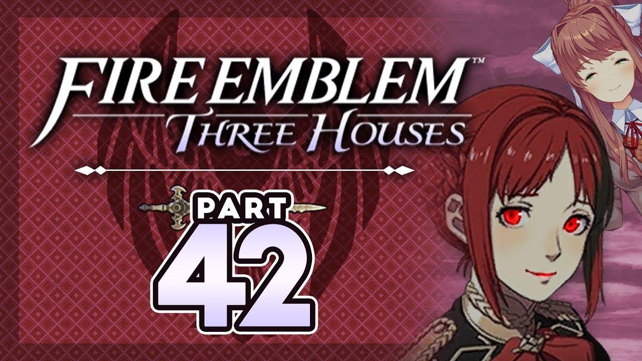 Part 42: Let's Play Fire Emblem, Three Houses -