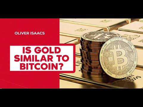 Is Gold Similar To Bitcoin? 4