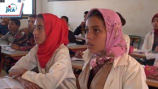 JICAは、モロッコの中でも特に地方の貧困地域を対象に、円借款で101...