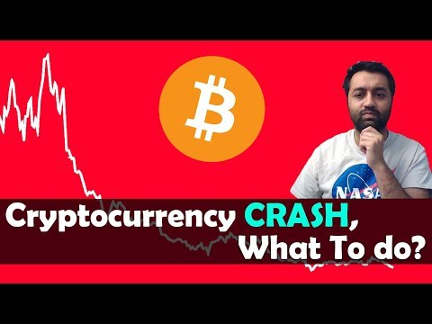 When did cryptocurrency crash