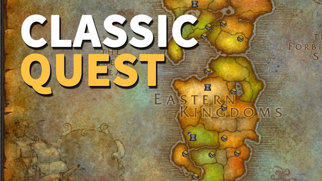The Fargodeep Mine WoW Classic Quest