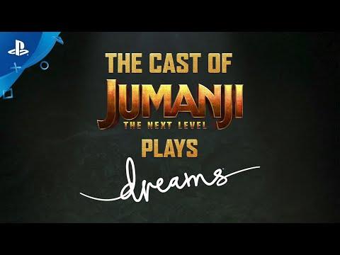 Jumanji: The Next Level und Dreams   Gameplay   PS4, deutsch