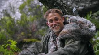 Charlie Hunnam Talks 'King Arthur' Training