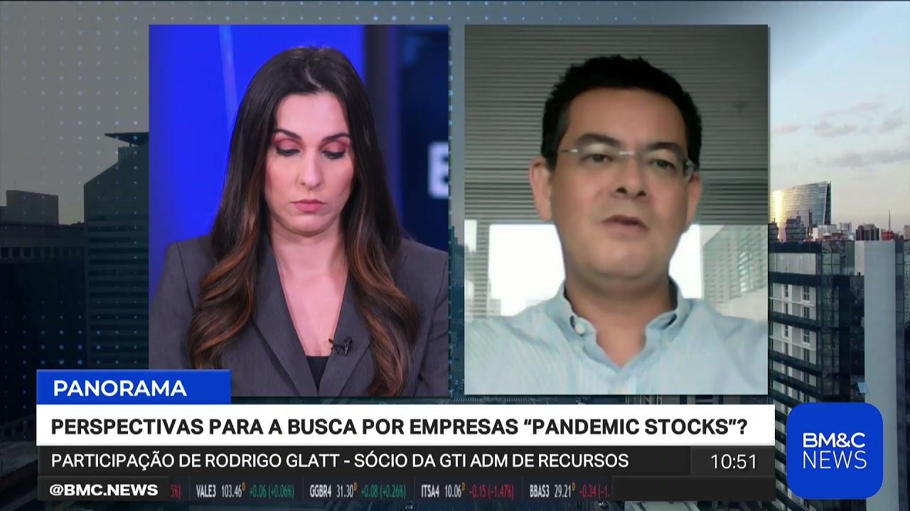 Recompra de #VALE3; A maior do mercado , diz Rodrigo Glatt da GTI na BM&C News