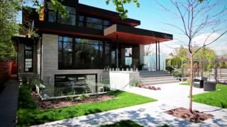 видео Ландшафтный дизайн участка в минималистическом стиле. Благоустройство и озеленение.
