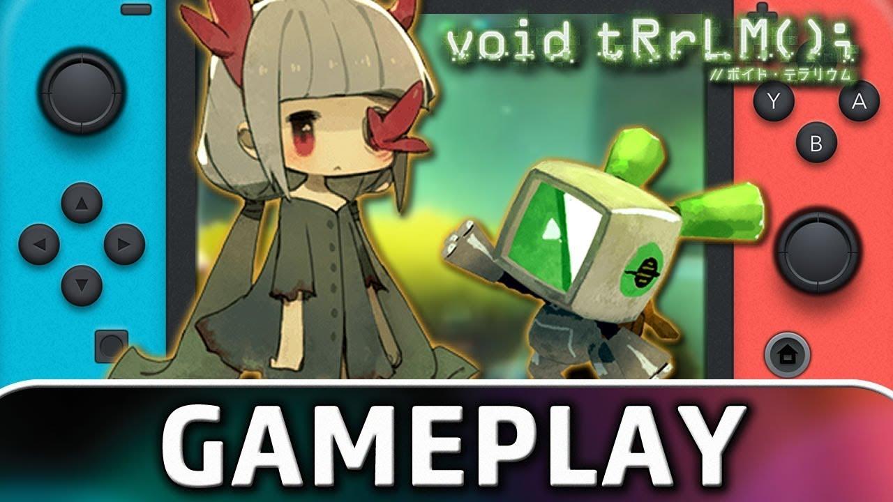 void tRrLM(); //Void Terrarium | First 30 Minutes on Nintendo Switch