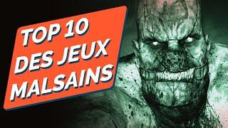 TOP 10 des ambiances malsaines dans les jeux vidéo