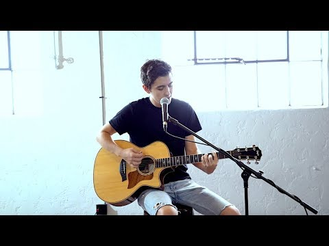 Tequila by Dan + Shay  acoustic cover by Kyson Facer