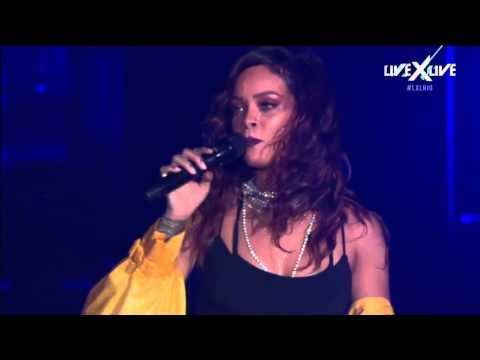 Rihanna  Rude Boy  At Rock in Rio 2015  HD