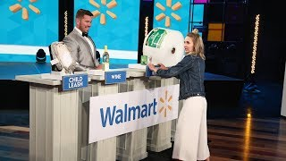 Ellen's Audience Member Wins Big in 'Weally Wacky Walmart Wace'