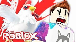 Roblox - Murder Mystery 2 - KILLER CHICKEN ATTACK!!