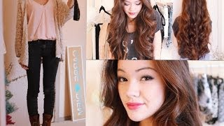 Get Ready With Me: My Birthday! Hair, Makeup, and Outfit Thumbnail