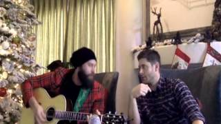Jason Manns & Jensn Ackles - Holly Jolly Christmas [HQ]