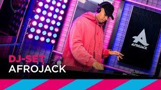 Afrojack DJ set SLAM