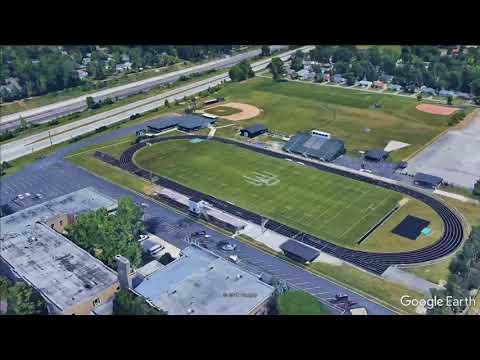 Elyria Catholic High school Football Stadium Tour