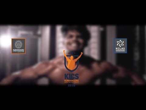 KICS '18 Official Promo | Kumaraguru Inter College Sports | KCT Sports | NIGAL
