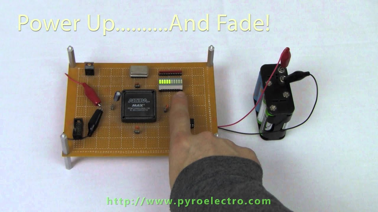 cpld led fading introduction pyroelectro news, projectscpld led fading introduction pyroelectro news, projects \u0026 tutorials