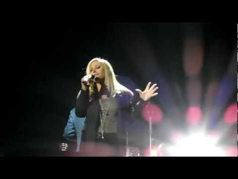 Anastacia Best of you Night of the Proms Gothenburg