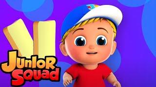 нет нет песни | стихи для малышей | потешки | Junior Squad Russia | мультфильмы