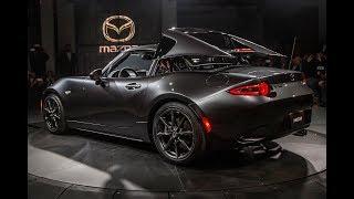 2017 Mazda MX5 Miata RF Accessories