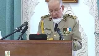 خريطة طريق للسيد اللواء السعيد شنقريحة رئيس أركان الجيش الوطني الشعبي بالنيابة