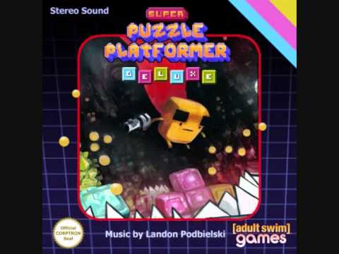 Super Puzzle Platformer Deluxe OST - Mansion Mania (World 6)