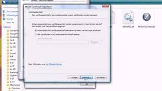 Flashplayer installeren onder Windows Vista